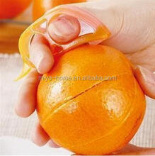 Fashion plastic orange peeler / orange opener / citrus peeler