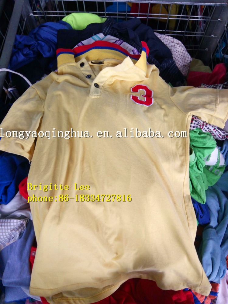 unsorted (woman/man/kids) used clothes for wholesale
