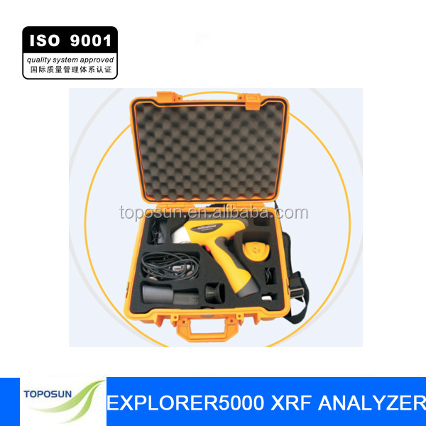 Explorer5000 Handheld XRF Analyzer/Alloy Elements Detector