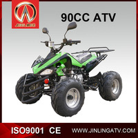 JLA-07-06 90cc kids gas four wheelers arv hot sale