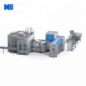 China Blowing Filling Capping Combiblock/Combi/Combibloc