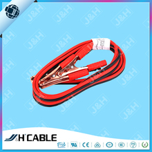 25mm2 Car Battery Booster Cable CCA Conductor Copper Plated Clamp