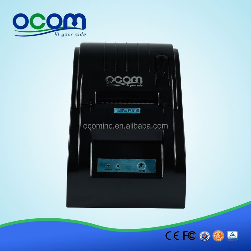 OCPP-585-U: hot supply 58mm thermal receipt printer ticket