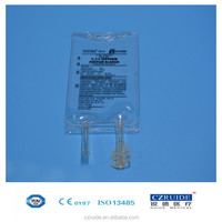 Disposable infusion bag,1000ml,PVC material,high level