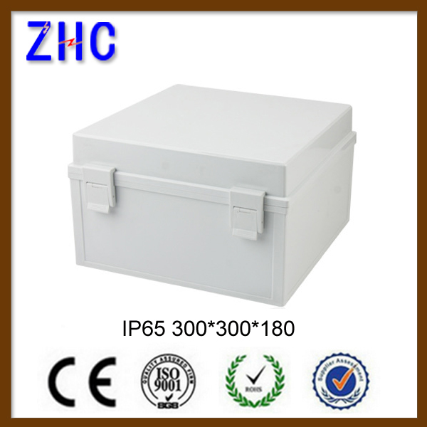 High Quality 300*300*180 IP65 Plastic Junction Electrical Floor Distribution Waterproof Box