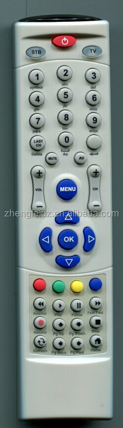 2017 orignal new remotes 44 keys iptv amino remote control for stb tv Amino AmiNET 125 AmiNET 130 AmiNET 130M IP Set top Box 11
