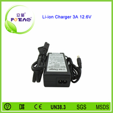 CE approved 4 series ac 220v dc 12v 3a lipo battery charger