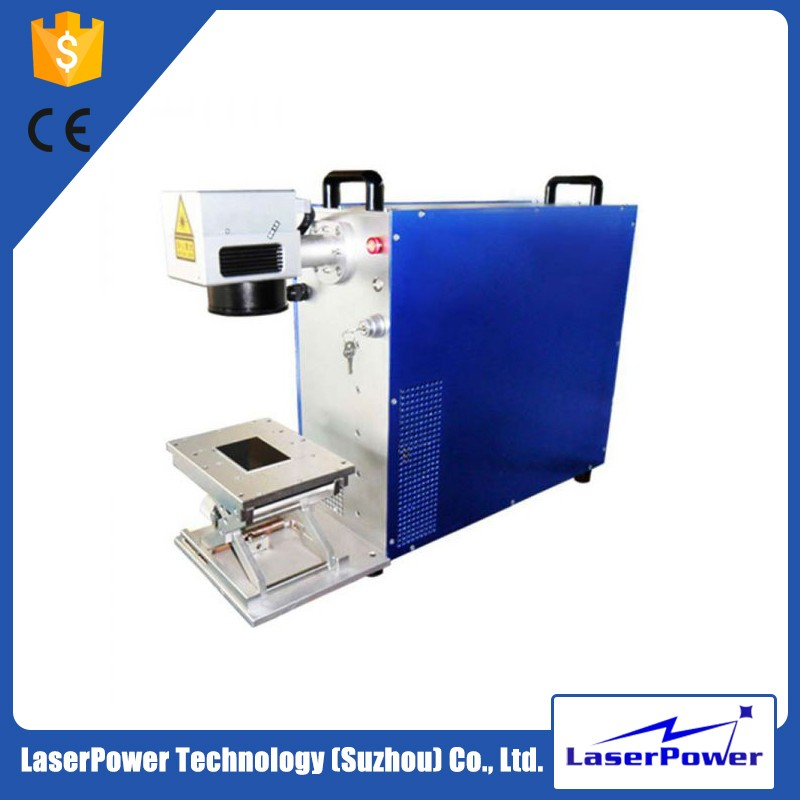 Pulsed Laser Writing Machine Wholesale with High Marking Precision