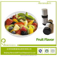Natural tropical fruit mixed fruit flavour