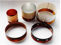 Custom speaker voice coil parts/loudspeaker voice coil inductor coil/copper induction coil