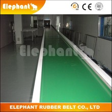 Rough Top PVC Conveyor Belt used in Beer Industry