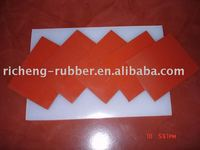 silicone foam rubber sheeting with FDA ROHS