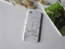 Fashion Marble Stone Texture Hard Back Case for iphone 6 6S