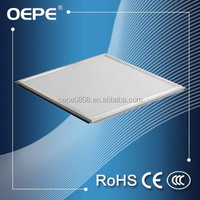 Surface mounted 40w led panel light ultra thin led panel light aluminum radiator led 600x600 ceiling panel light