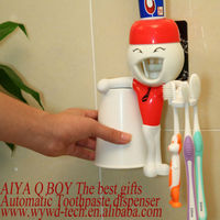 High quality toothpaste dispenser creative funny product gifts