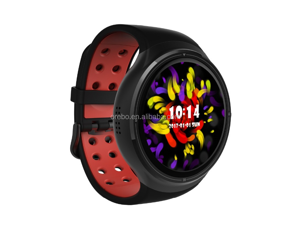 2017 innovative products orinigal design smart watch phone