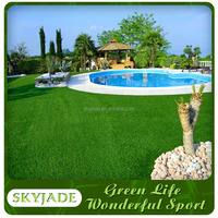 Skyjade grass artificial for landscaping