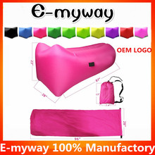 outdoor Lazy Lounger Inflatable Air Bed Sack for Beach Camping Garden Home Festivals