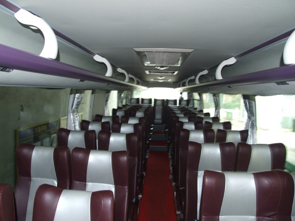 Luxury Passenger Coach Tourist Bus GDW6117HKC