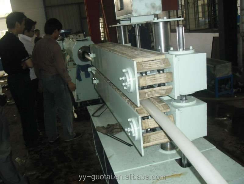 best price 2015 pvc corrugated pipe extruding machine in China