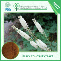 Female health care product Black Cohosh Extract triterpene glycosides 5:1