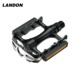 Landon 2018 bicycle pedals cycle mountain foldable bike pedal aluminum made in Taiwan
