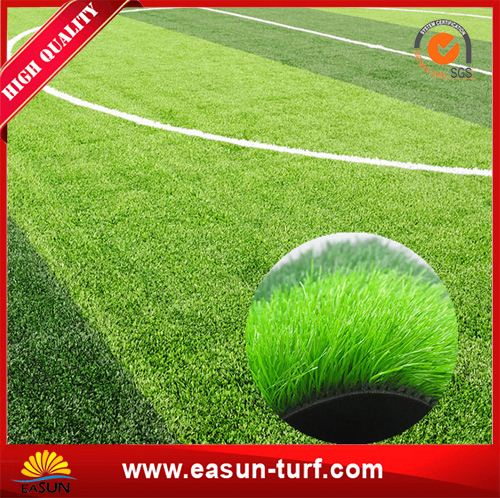 High quality football ground fake grass synthetic lawn for basketball