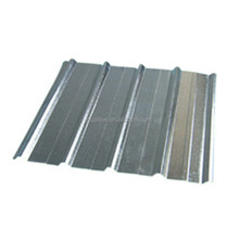 Corrugated aluminum cladding building heat insulation corrugated aluminum roofing sheet