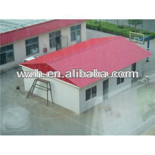 Prefabricated Steel House / Mining Camp / Barracks/Steel structure prefab house