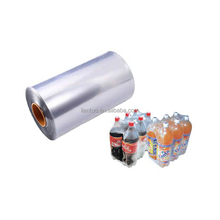 Chinese Supplier POF Hot Shrink Wrap Film Manufacturer for L-Bar Sealer Packaging/Printable POF Shrink Film