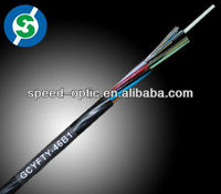 Micro fiber optics cable