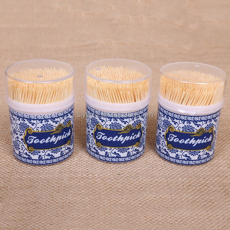 Personalized fancy toothpicks