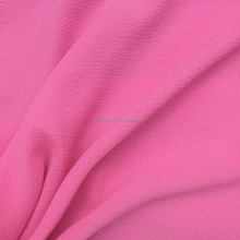 75D polyester bubble chiffon fabric made of composite filament