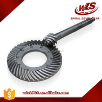 crown wheel and pinion gear for tractor parts