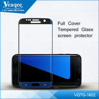 Veaqee screen protector,s7 edge tempered glass,glass for s7 edge