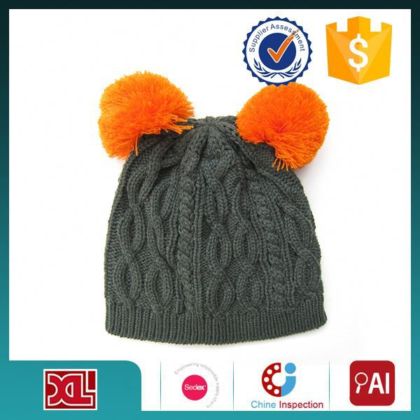 New Arrival Good Quality fabric beanie hat pattern with good offer