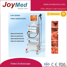 High quality CE approved video gastroscope and colonoscope system
