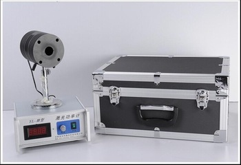 High-accuracy desktop water-cooled laser power meter 0-500W for CO2 laser tube