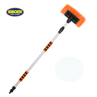BSCI audit factory Patented extend car wash product car vehicle cleaning brush