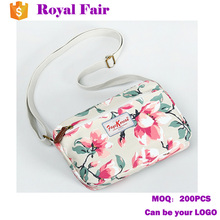New Design Flower Cross Body Bag Soulder Bag