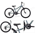 "Wholesale 24"" bicycle bike mountain bicycle MTB mens bike front suspension"