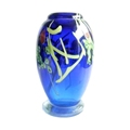 Different types custom made small glass vases