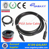 6mm2 pv1f DC Solar System Energy Cable UV Resistance Solar Cable 6mm2