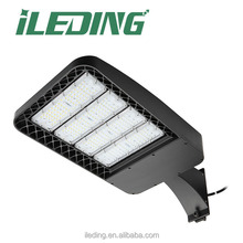 UL ETL DLC Listed Parking Lot 150 watt led street light,5 years warranty High Efficacy led shoebox