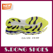 Latest new style outsole looking for sole distributor