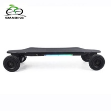 2019 New design 2000W super power off-road electric skateboard wholesale