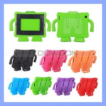 Cute Kids Shock Proof EVA Foam Handle Stand Cover Case for iPad 2/3/4
