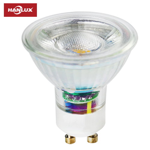 Wholesale <strong>5W</strong> 220V/110V dimmable warm white GU10 <strong>LED</strong> <strong>lamp</strong> spotlight replace 50W Halogen Bulbs, 38 beam angle