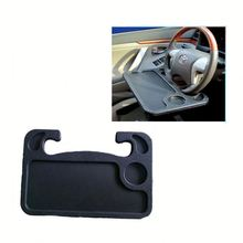 car food tray with drink holder ,h0t3b back seat tray car organizer