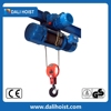 CD1 wire rope pulling machine hoist portable wire rope hoist small lifting equipment